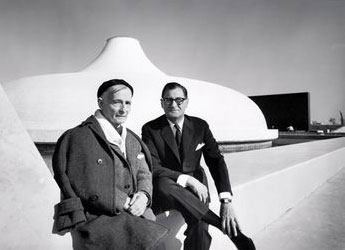 Armand P. Bartos and Frederic J. Kiesler