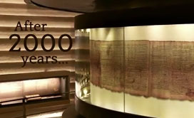 The Dead Sea Scrolls  video