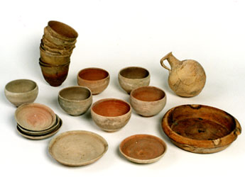 Utensils from Qumran